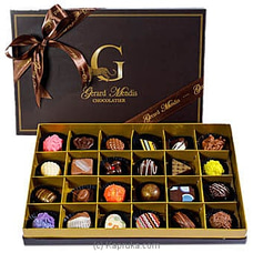 24 Piece Chic Paperboard Chocolate Box(GMC) at Kapruka Online