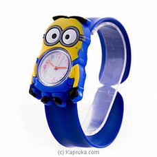 Despicable Me`s Minion Slap Watch at Kapruka Online