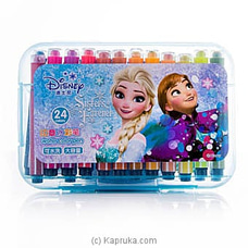 Frozen  24 Color Pens at Kapruka Online