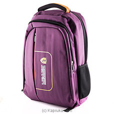 Lap Top Backpack Purple  at Kapruka Online forspecialGifts
