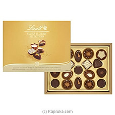 Swiss Luxury Selection-195g By LINDT at Kapruka Online for specialGifts