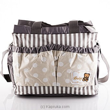 Little Bear Ash Baby Bag By FIRST SMILE at Kapruka Online for specialGifts