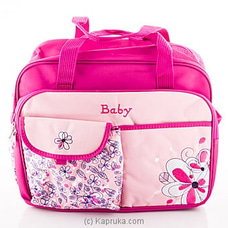 Butterfly Pink Baby Bag By FIRST SMILE at Kapruka Online for specialGifts