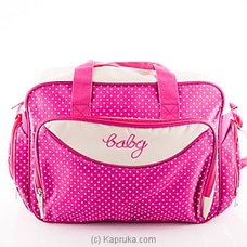 Little Pumpkin Pink Baby Bag By FIRST SMILE at Kapruka Online for specialGifts