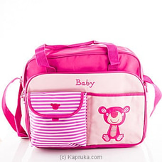 Little Bear Baby Bag By FIRST SMILE at Kapruka Online for specialGifts