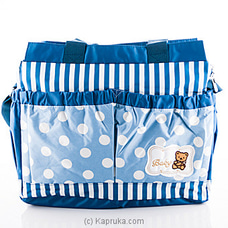 Little Bear Blue Baby Bag By FIRST SMILE at Kapruka Online for specialGifts