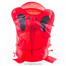 PopUp Children`s Laundry Bag Red By HABITAT ACCENT at Kapruka Online for specialGifts