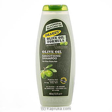 Palmer`s Olive Oil Smoothing Shampoo 400ml at Kapruka Online
