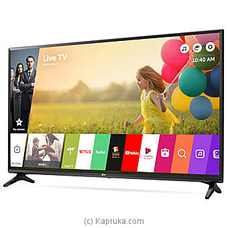 LG 55``Class Smart LED TV (55-LJ550V)at Kapruka Online forspecialGifts