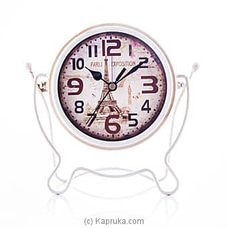 Vintage Clock By HABITAT ACCENT at Kapruka Online for specialGifts