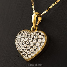 18kt Yellow Gold Pendant By DIAMOND DREAMS at Kapruka Online for specialGifts