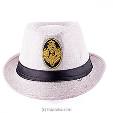 Jackson Hat Printed Crest By Royal College at Kapruka Online for specialGifts