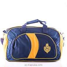 Travelling Bag VQ (L) By Royal College at Kapruka Online for specialGifts