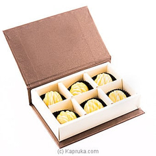 Rum And Raising Filled White Chocolates(Java) at Kapruka Online