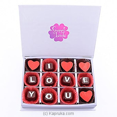 I-Love-You Box By Sweet Buds at Kapruka Online for specialGifts