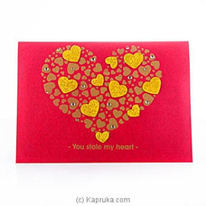I Love You Pop Up Greeting Cardat Kapruka Online for specialGifts