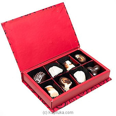 8 Pieces Chocolate Box (S)-(Galadari) By Galadari at Kapruka Online for specialGifts