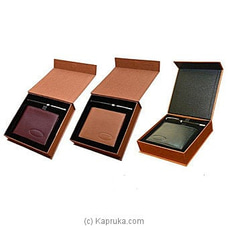 P G Martin Wallet With Pen By P.G MARTIN at Kapruka Online for specialGifts