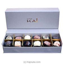 12 Piece Alcoholic Chocolates(Hilton) By Hilton at Kapruka Online for specialGifts