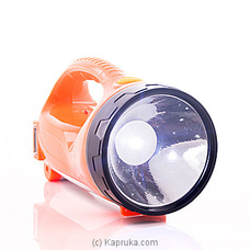 Rechargeable Hand Light JK-640 By Kapruka Direct Imports at Kapruka Online for specialGifts