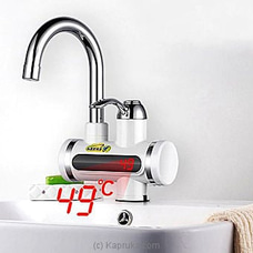 Instant Tankless Electric Hot Water Heater Faucet at Kapruka Online