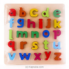 Alphabet Puzzle at Kapruka Online