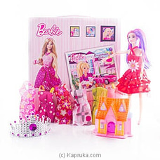 Barbie Boutique Stylist By Brightmind at Kapruka Online forspecialGifts