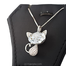 Swarovski Crystal Pendant With Necklace By Swarovski at Kapruka Online for specialGifts