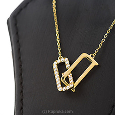 Stone Pendant With Necklace By Swarovski at Kapruka Online for specialGifts