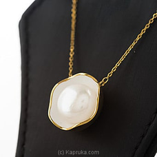 Pearl pendant With Necklace at Kapruka Online