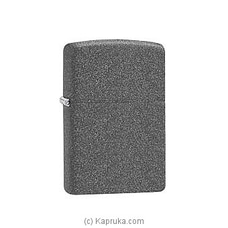 Zippo Classic Iron Stone Lighter-WP16707at Kapruka Online for specialGifts