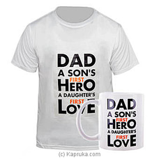Dad You`re My Hero And You`re My Love-at Kapruka Online for specialGifts