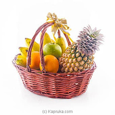 Fruit Heaven Basket By Kapruka Agri at Kapruka Online for specialGifts