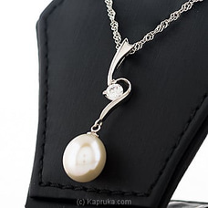 Pearl Pendant With Chain at Kapruka Online