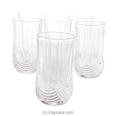 Royal Glass Set By HABITAT ACCENT at Kapruka Online for specialGifts