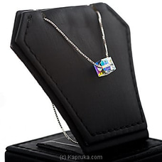 Stones Pendant With Chain By Swarovski at Kapruka Online forspecialGifts