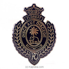 Royal College Car Badge Blue By Royal College at Kapruka Online for specialGifts