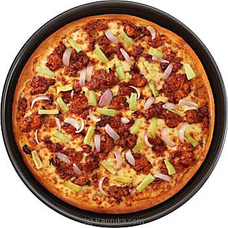 Hot & Spicy Chicken Sausage Crust Large By PIZZA HUT at Kapruka Online for specialGifts