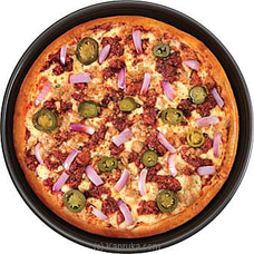 Double Chicken & Cheese Fiesta Sausage Crust Large at Kapruka Online