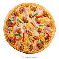 Teriyaki Chicken Pizza By DOMINOS at Kapruka Online for specialGifts