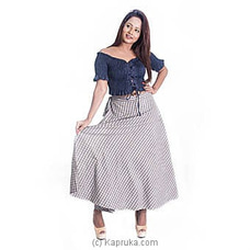 Wrap Around Skirt By Kamba at Kapruka Online for specialGifts