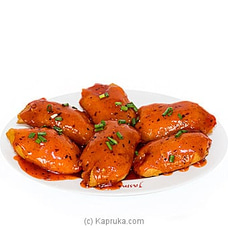 Crispy Fish With Sweet Hot Sauce (Koppara)at Kapruka Online for specialGifts
