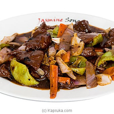 Beef With Black Bean and Chillie -at Kapruka Online for specialGifts