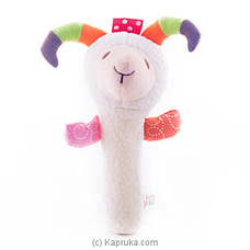 Squeeze Me Hand Rattle - Sheep at Kapruka Online