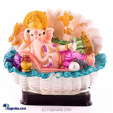 Statue Of Lord Ganesha Sleeping By HABITAT ACCENT at Kapruka Online forspecialGifts