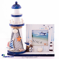 Nautical Theme Wooden Photo Frame By HABITAT ACCENT at Kapruka Online for specialGifts