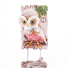 Single Owl Home Decor By HABITAT ACCENT at Kapruka Online for specialGifts