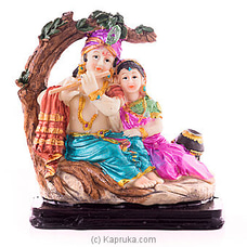 Lord Radha Krishna Table Ornament By HABITAT ACCENT at Kapruka Online forspecialGifts