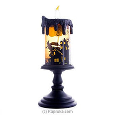 Halloween Tornado LED Lighting Candle By HABITAT ACCENT at Kapruka Online forspecialGifts