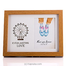 Everlasting Love Picture Frame By HABITAT ACCENT at Kapruka Online forspecialGifts